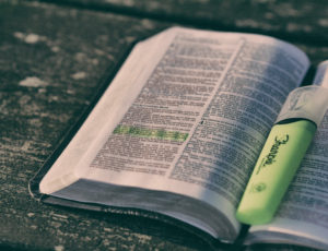 marking-in-your-bible