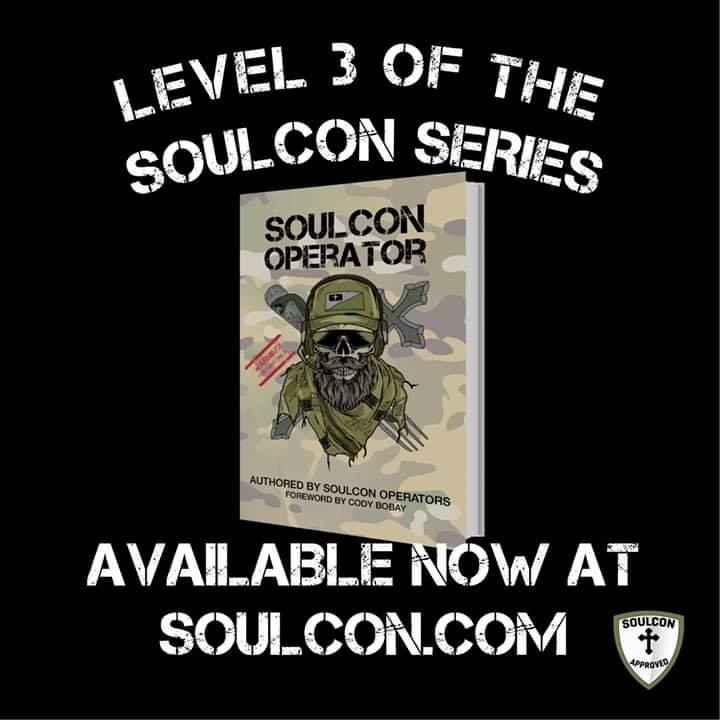Soulcon Operator - level 3 of the Soulcon Series