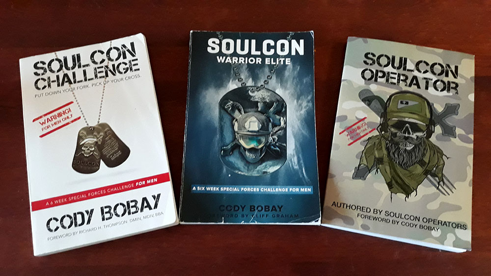 Soulcon Challenge, Soulcon Warrior Elite, and Soulcon Operator