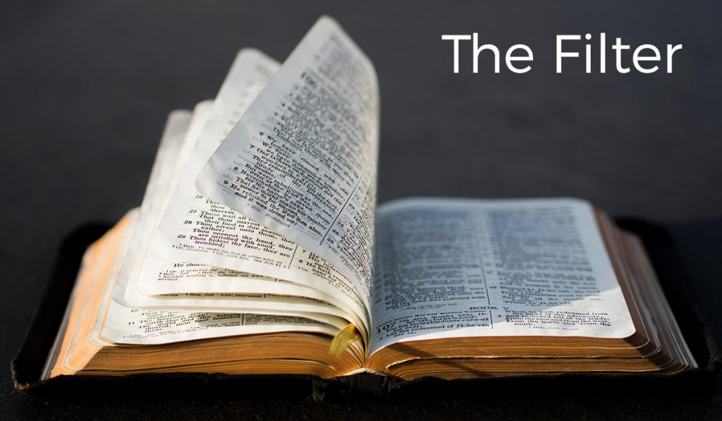 filter-everything-through-the-bible