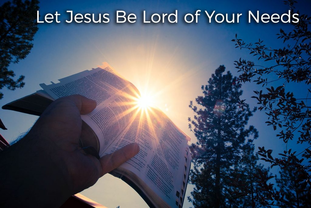 let-jesus-be-the-lord-of-your-needs