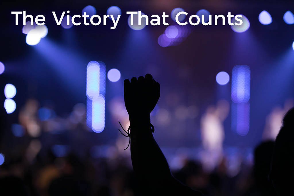 the-victory-that-counts