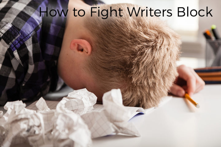How to Fight Writer's Block